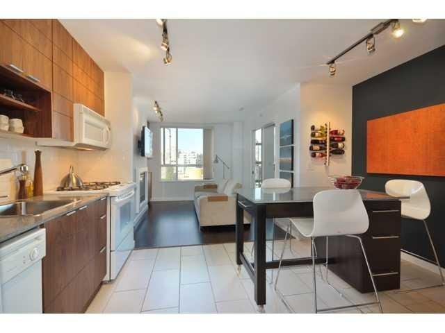 Photo 4: Photos: 1909 1225 RICHARDS Street in Vancouver: Downtown VW Condo for sale (Vancouver West)  : MLS®# V1004561