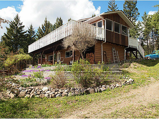 """Main Photo: 6066 HELLER Road in 100 Mile House: Horse Lake House for sale in """"IMPERIAL RANCHETTES"""" (100 Mile House (Zone 10))  : MLS®# N227525"""