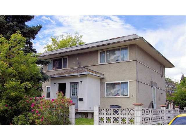 Main Photo: 239 DOUGLAS Street in Prince George: Central House Duplex for sale (PG City Central (Zone 72))  : MLS®# N229596