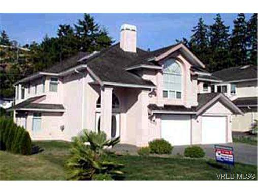 Main Photo: 1252 Crofton Terr in VICTORIA: SE Sunnymead Single Family Detached for sale (Saanich East)  : MLS®# 313860