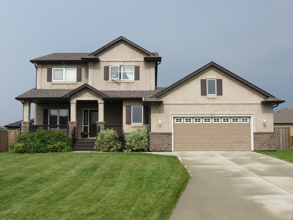 Main Photo: 3 Magnolia Drive in Oakbank: Single Family Detached for sale : MLS®# 1525794
