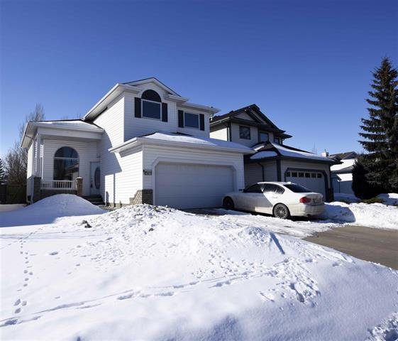 Main Photo: 856 BLACKLOCK WY SW in Edmonton: House for sale : MLS®# E4103562