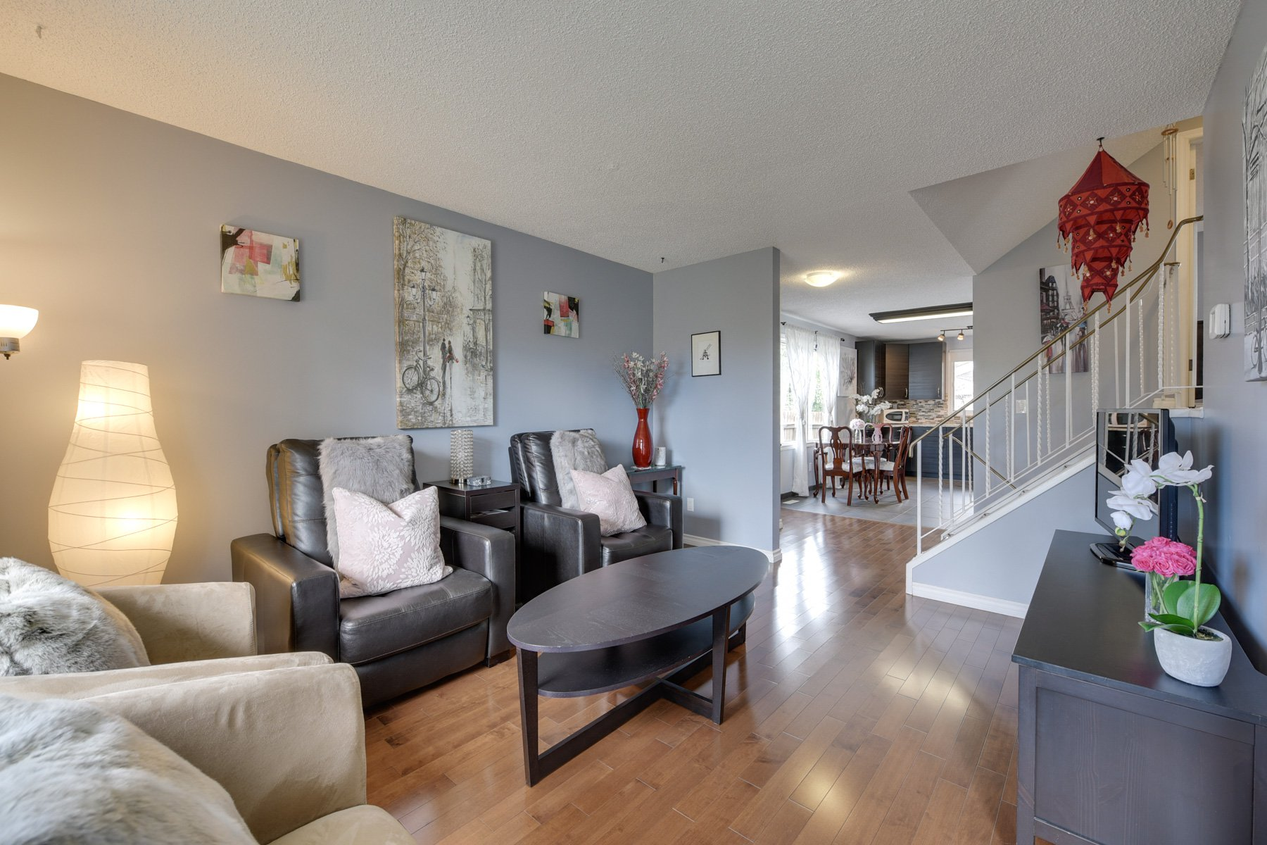 Main Photo: 11912 - 138 Avenue: Edmonton House Duplex for sale : MLS®# E4118554