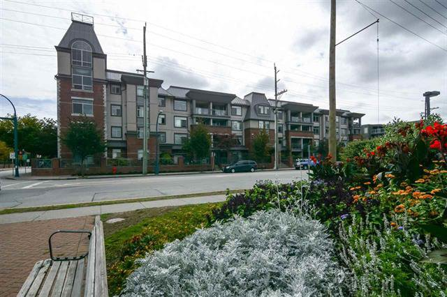 Main Photo: 414 2330 Wilson Street in Port Coquitlam: Central Pt Coquitlam Condo for sale : MLS®# R2306390