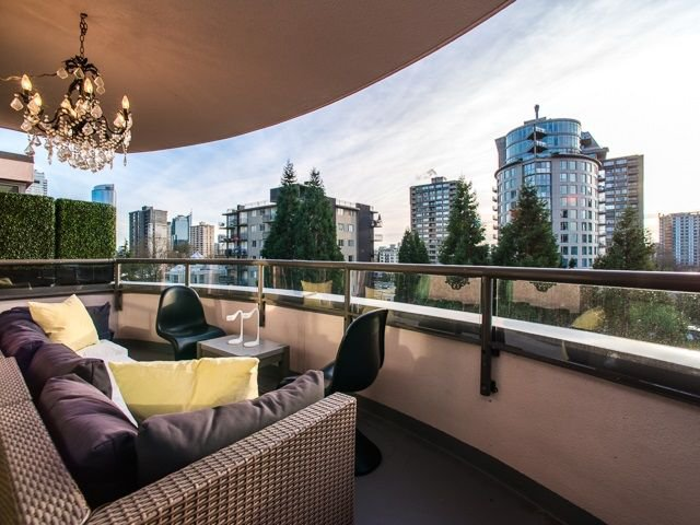Main Photo: 1003 1265 BARCLAY STREET in Vancouver: West End VW Condo for sale (Vancouver West)  : MLS®# R2239571