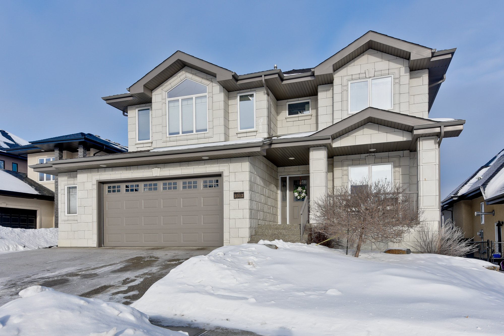 Main Photo: 2312 Martell Lane in Edmonton: House for sale