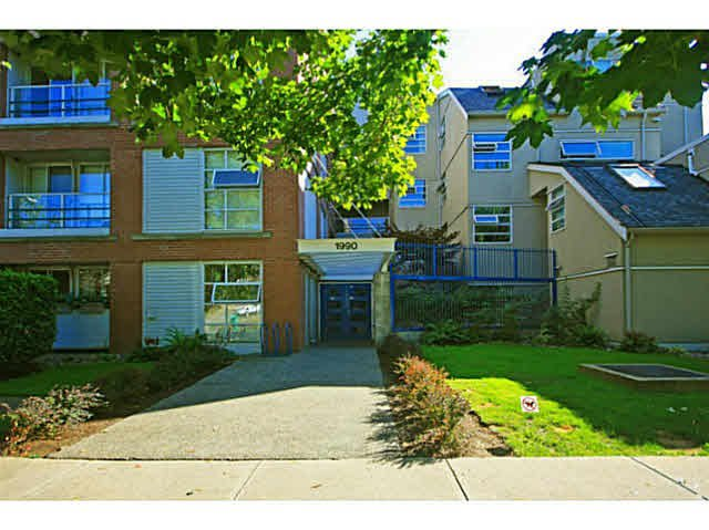 Main Photo: 309 1990 E KENT AVE SOUTH AVENUE in : South Marine Condo for sale (Vancouver East)  : MLS®# V1078944