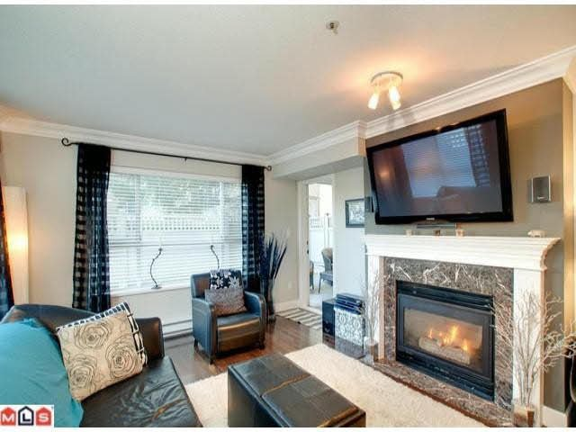 Main Photo: 107 20088 55A AVENUE in : Langley City Condo for sale : MLS®# F1203244