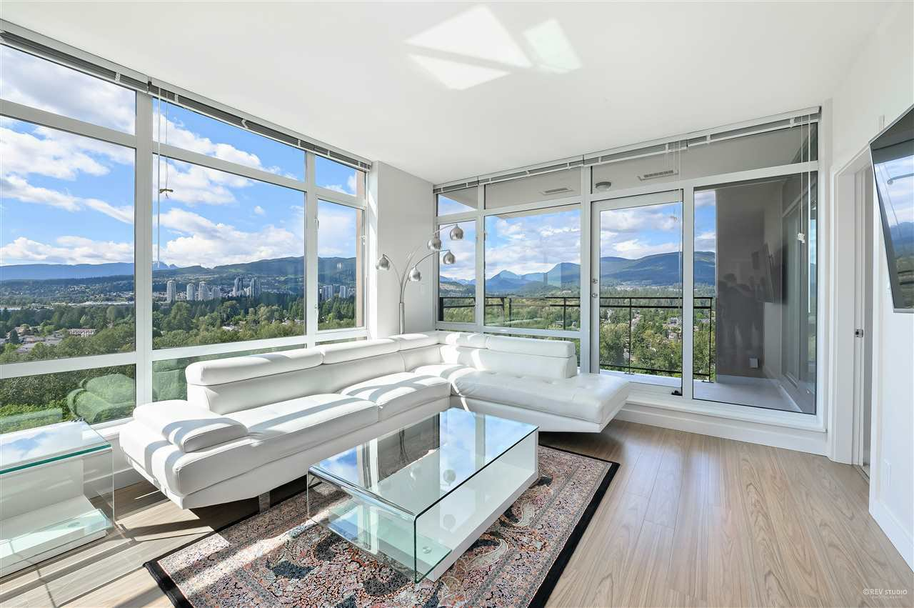 Main Photo: 2103 2789 SHAUGHNESSY Street in Port Coquitlam: Central Pt Coquitlam Condo for sale : MLS®# R2488534