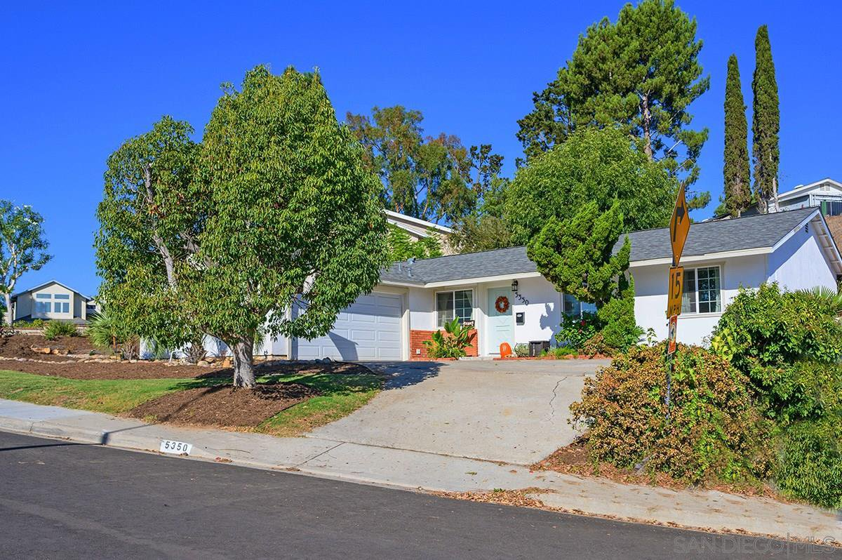 Main Photo: CLAIREMONT House for sale : 4 bedrooms : 5350 Burford St in San Diego