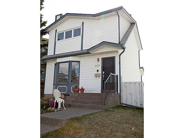 Main Photo: 107 DEER RIDGE Place SE in CALGARY: Deer Ridge Residential Detached Single Family for sale (Calgary)  : MLS®# C3519873