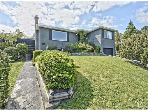 Main Photo: 3338 Wordsworth St in VICTORIA: SE Cedar Hill House for sale (Saanich East)  : MLS®# 640502