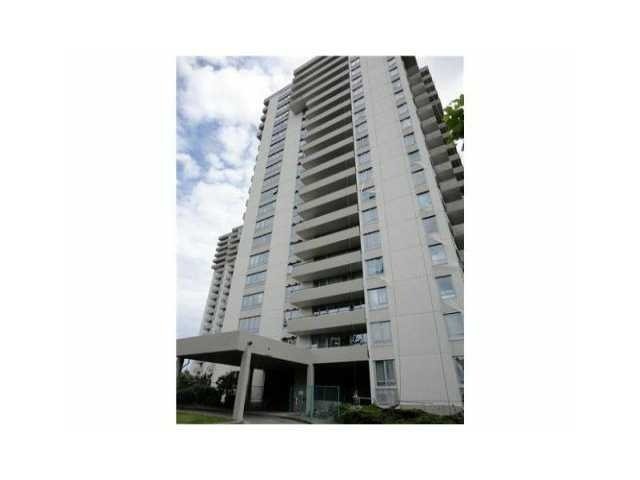 Main Photo: # 1801 5652 PATTERSON AV in Burnaby: Central Park BS Condo for sale (Burnaby South)  : MLS®# V1008639