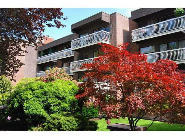 Main Photo: # 409 1655 NELSON ST in Vancouver: West End VW Condo for sale (Vancouver West)  : MLS®# V918314