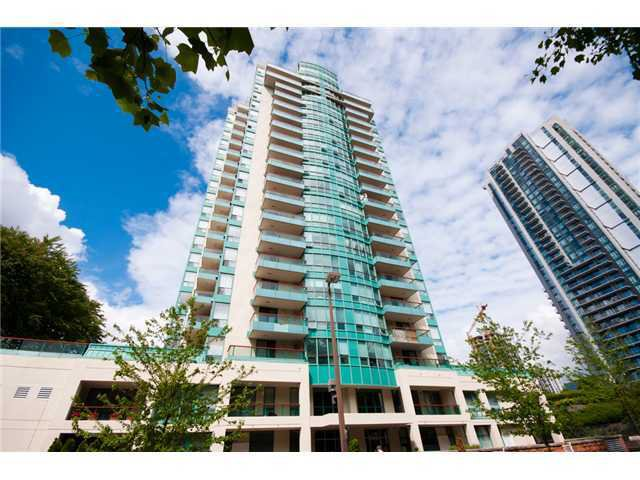 "Main Photo: 1504 1148 HEFFLEY Crescent in Coquitlam: North Coquitlam Condo for sale in ""CENTURA"" : MLS®# V1020648"