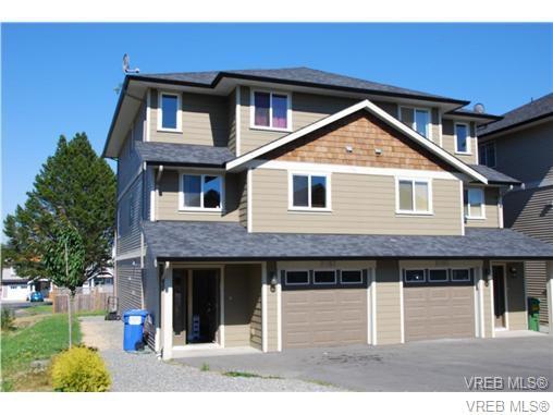 Main Photo: 2087 N Solent Rd in SOOKE: Sk Sooke Vill Core Half Duplex for sale (Sooke)  : MLS®# 651582