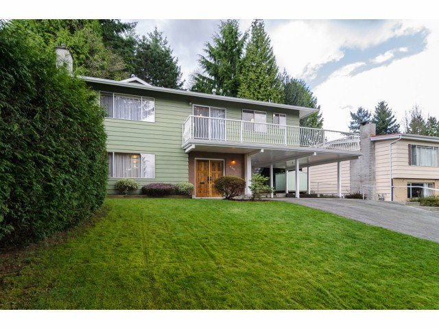 Main Photo: 966 RANCH PARK WY in Coquitlam: Ranch Park House for sale : MLS®# V1058710
