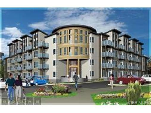 Main Photo: 110 866 Brock Ave in VICTORIA: La Langford Proper Condo Apartment for sale (Langford)  : MLS®# 466636