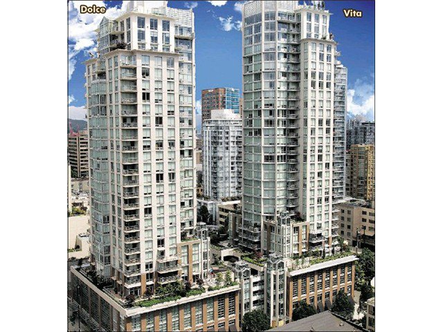 Main Photo: # 809 565 SMITHE ST in Vancouver: Downtown VW Condo for sale (Vancouver West)  : MLS®# V1128087