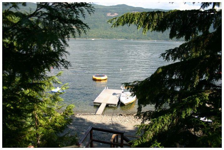 Photo 34: Photos: 3 Aline Hill Beach in Shuswap Lake: The Narrows House for sale : MLS®# 10152873