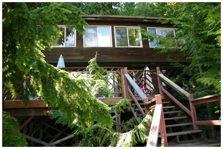 Photo 9: Photos: 3 Aline Hill Beach in Shuswap Lake: The Narrows House for sale : MLS®# 10152873