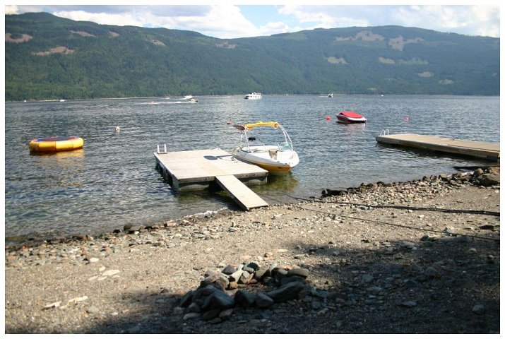 Photo 36: Photos: 3 Aline Hill Beach in Shuswap Lake: The Narrows House for sale : MLS®# 10152873