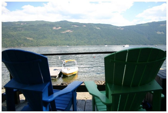 Photo 11: Photos: 3 Aline Hill Beach in Shuswap Lake: The Narrows House for sale : MLS®# 10152873
