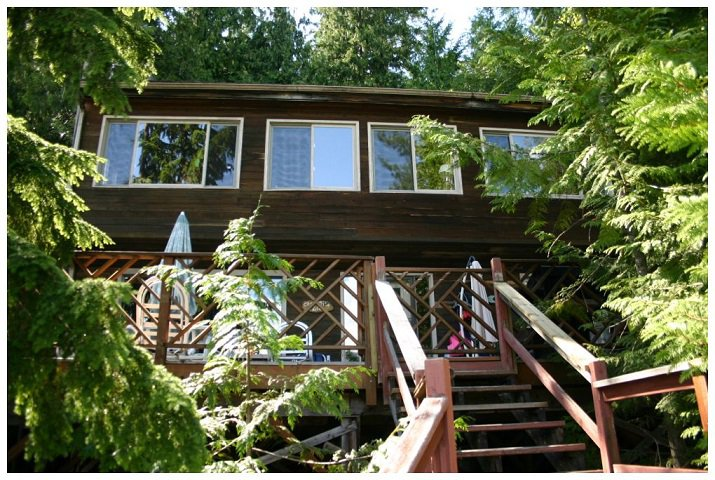 Photo 8: Photos: 3 Aline Hill Beach in Shuswap Lake: The Narrows House for sale : MLS®# 10152873