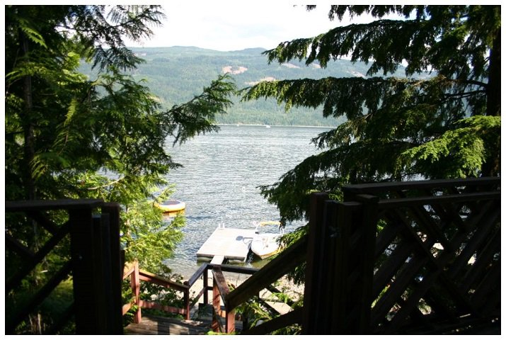 Photo 10: Photos: 3 Aline Hill Beach in Shuswap Lake: The Narrows House for sale : MLS®# 10152873