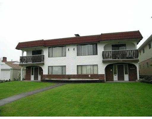 Main Photo: 6696 - 6698 BRANTFORD AV in Burnaby: Upper Deer Lake House Duplex for sale (Burnaby South)  : MLS®# V547831