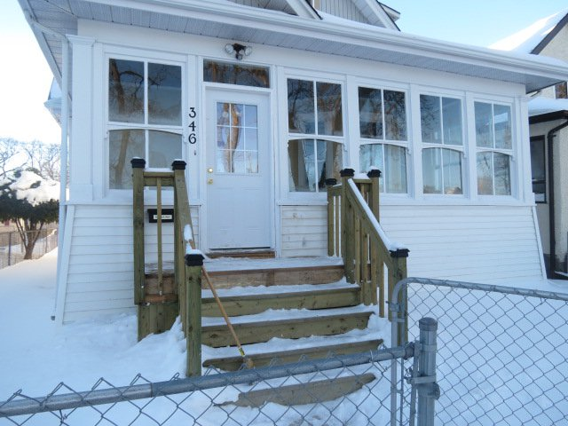 Main Photo: 346 Atlantic Avenue in Winnipeg: North End Single Family Attached for sale (North West Winnipeg)  : MLS®# 1600042