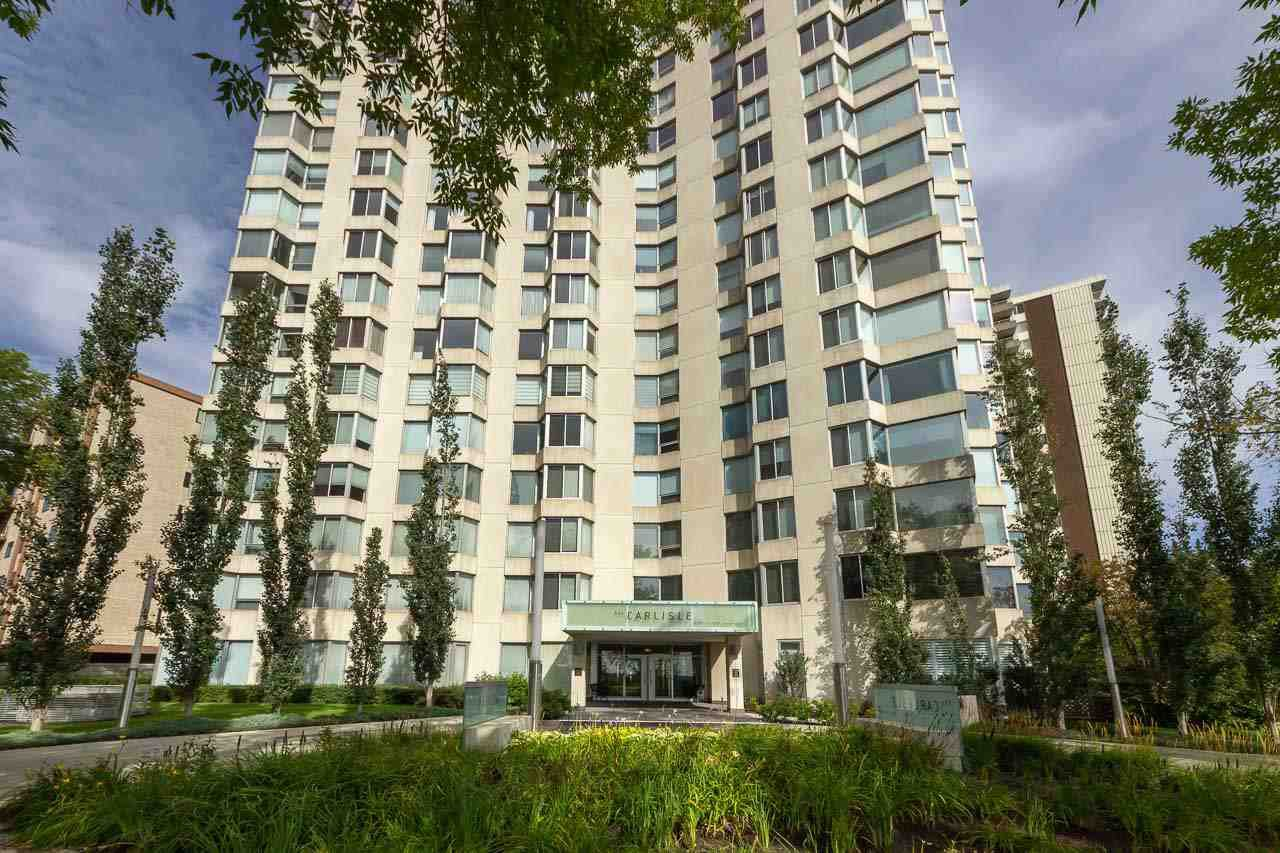 Main Photo: 602 11826 100 Avenue in Edmonton: Zone 12 Condo for sale : MLS®# E4167602
