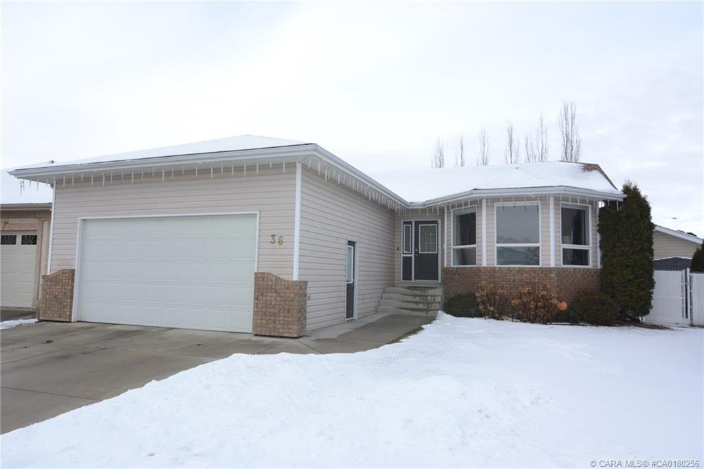 Main Photo: 36 Andrews Close in Red Deer: RR Anders Park East Residential for sale : MLS®# CA0180256