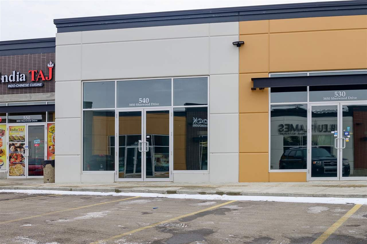 Main Photo: 540 3850 SHERWOOD Drive: Sherwood Park Retail for sale or lease : MLS®# E4179620