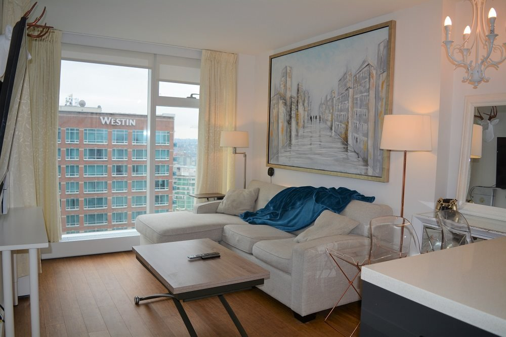 Main Photo: 3010 777 RICHARDS STREET in Vancouver: Downtown VW Condo for sale (Vancouver West)  : MLS®# R2439046