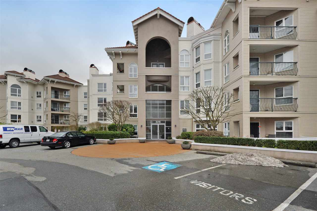 "Main Photo: 104 3172 GLADWIN Road in Abbotsford: Central Abbotsford Condo for sale in ""REGENCY PARK"" : MLS®# R2489776"
