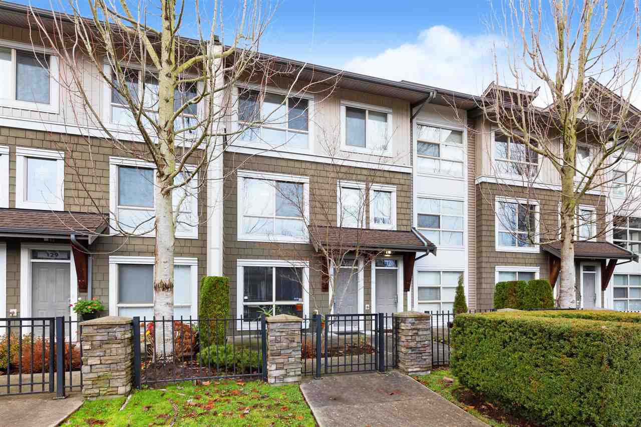 "Main Photo: 130 6671 121 Street in Surrey: West Newton Townhouse for sale in ""Salus"" : MLS®# R2523742"