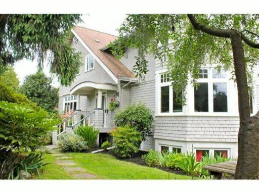 Main Photo: 3503 W 1ST Avenue in Vancouver: Kitsilano House for sale (Vancouver West)  : MLS®# V985384