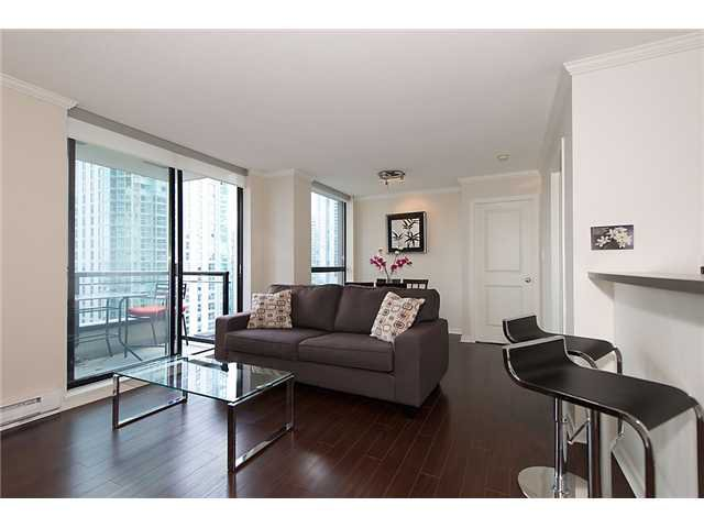 Main Photo: # 1005 1295 RICHARDS ST in Vancouver: Downtown VW Condo for sale (Vancouver West)  : MLS®# V1012418