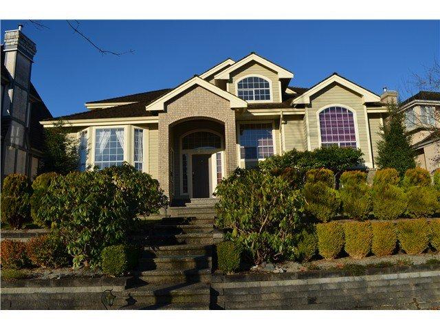 "Main Photo: 785 CITADEL Drive in Port Coquitlam: Citadel PQ House for sale in ""CITADEL"" : MLS®# V1018367"