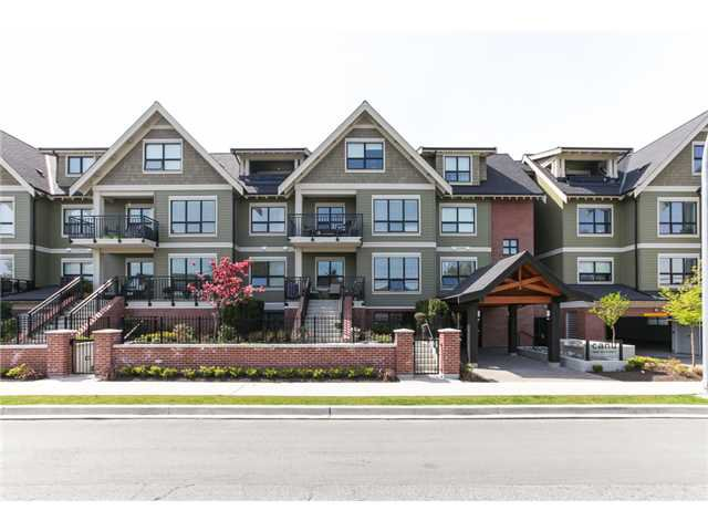 Photo 2: Photos: # 202 4689 52A ST in Ladner: Hawthorne Condo for sale : MLS®# V1061249