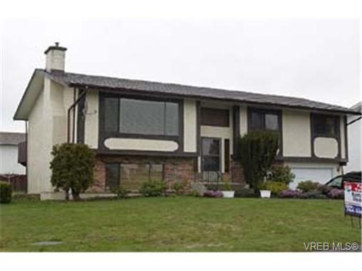Main Photo: 1662 Tampico Pl in VICTORIA: SE Gordon Head House for sale (Saanich East)  : MLS®# 281015