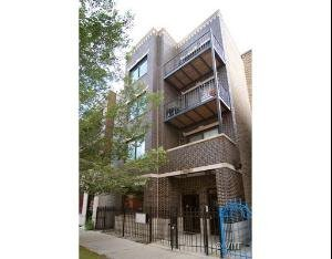 Main Photo: 822 California Avenue Unit 2 in CHICAGO: West Town Rentals for rent ()  : MLS®# 08693160