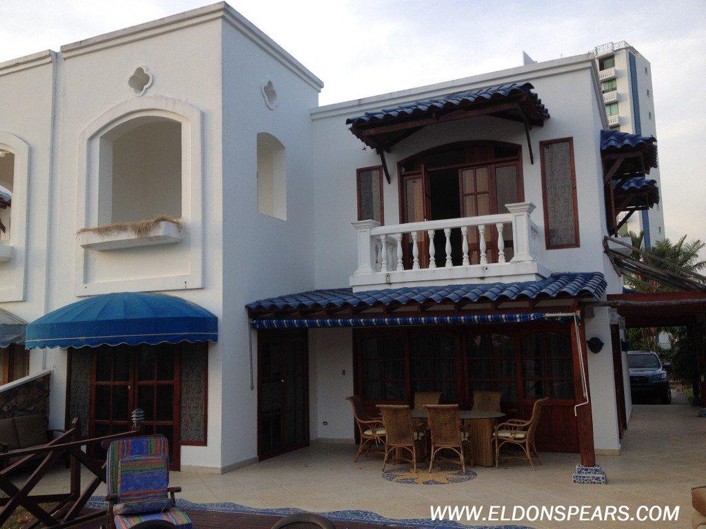 Beautiful Villa on Playa Blanca
