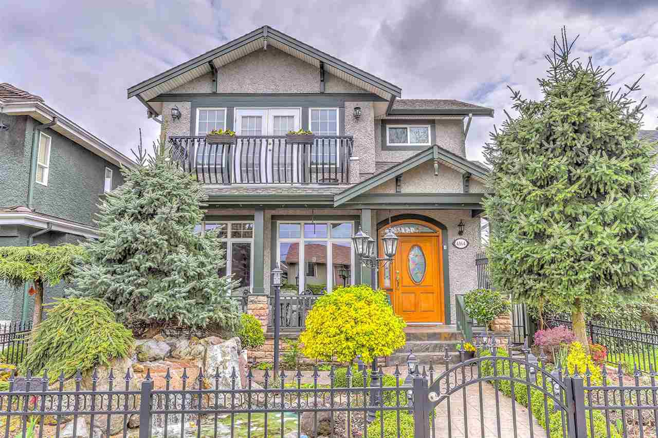 Main Photo: 4164 PANDORA Street in Burnaby: Vancouver Heights House for sale (Burnaby North)  : MLS®# R2263753