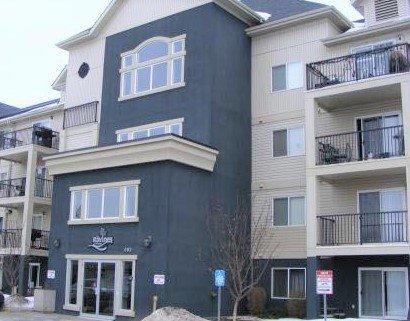 Main Photo: 404 592 HOOKE Road in Edmonton: Zone 35 Condo for sale : MLS®# E4177950