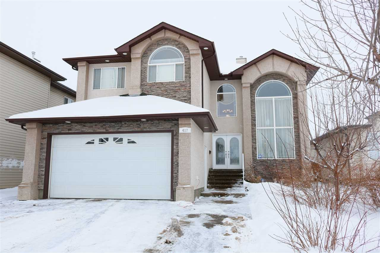 Main Photo: 417 OZERNA Road in Edmonton: Zone 28 House for sale : MLS®# E4185128