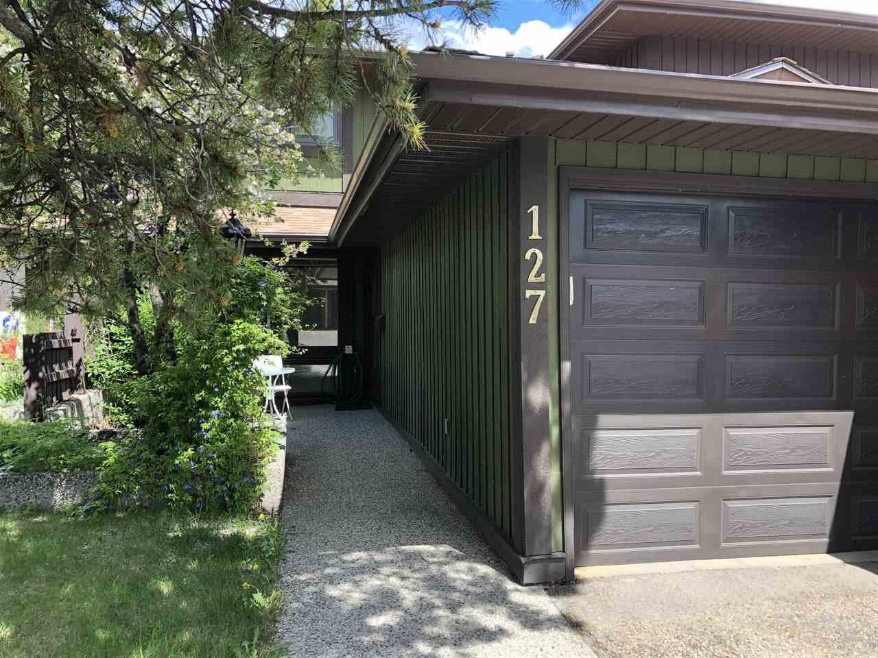 Main Photo: 127 HEARTHSTONE in Edmonton: Zone 14 Townhouse for sale : MLS®# E4200268