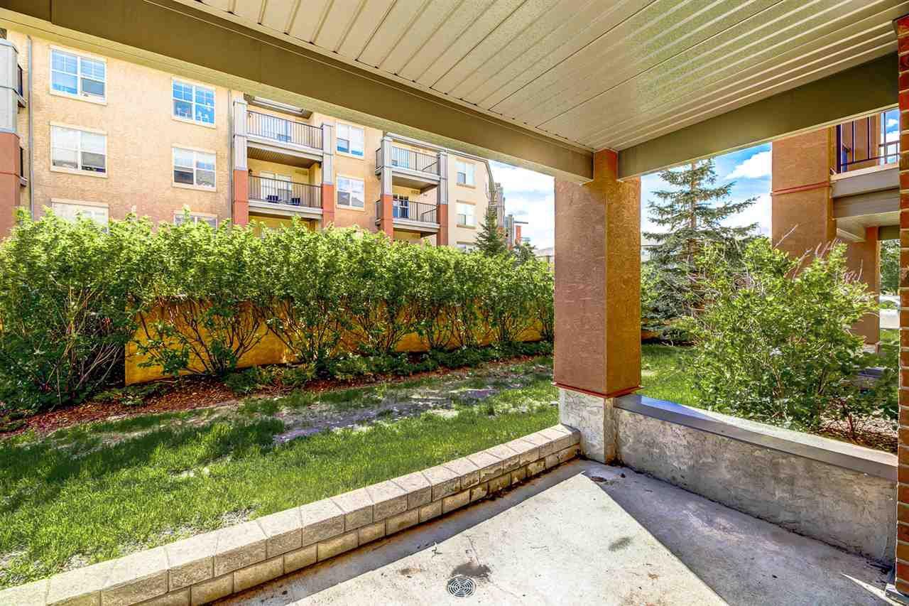 Main Photo: 105 11445 ELLERSLIE Road in Edmonton: Zone 55 Condo for sale : MLS®# E4200773