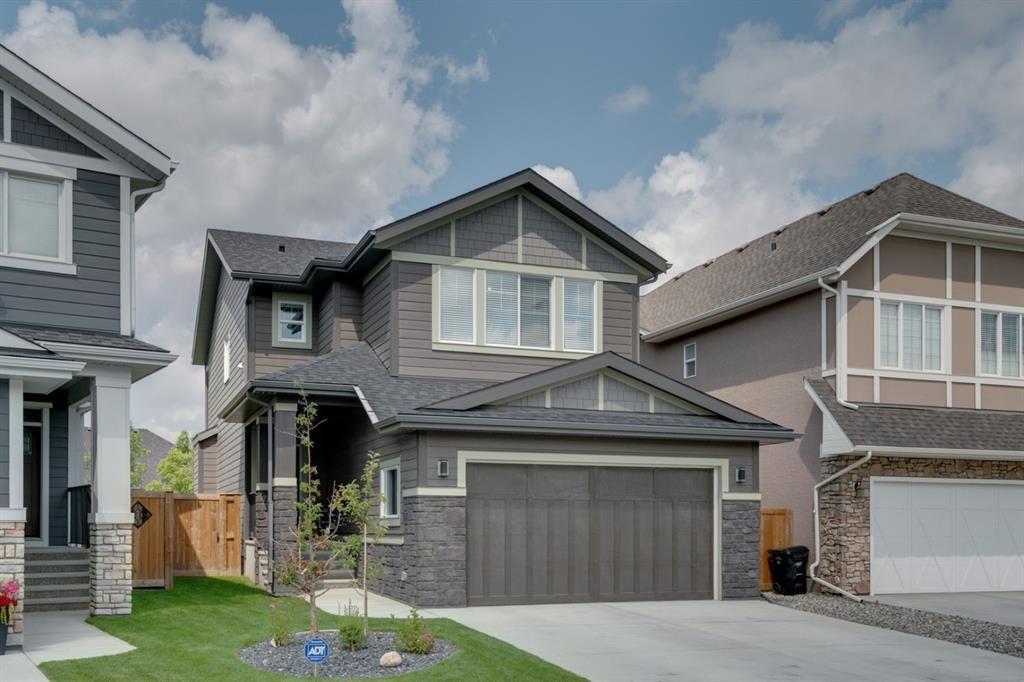 Main Photo: 11 CRANBROOK Lane SE in Calgary: Cranston Detached for sale : MLS®# A1019546